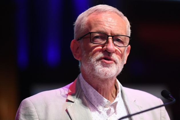 Jeremy Corbyn Announces Labour Would Campaign For Remain To Stop Tory