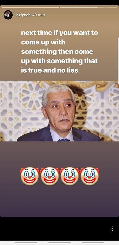 Hakim Ziyech tacle Rachid Talbi Alami après ses propos sur le penalty