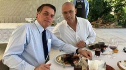 Le homard de Bolsonaro à l'ambassade d'Israël vaut le