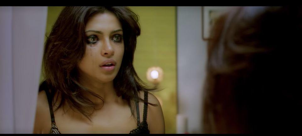 Priyanka Chopra in a scene from Madhur Bhandarkar's