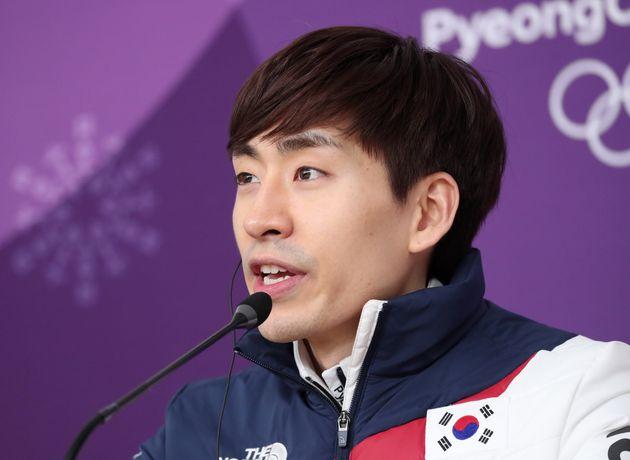평창 스피드스케이팅 금메달리스트 이승훈이 '출전정지 1년' 중징계를
