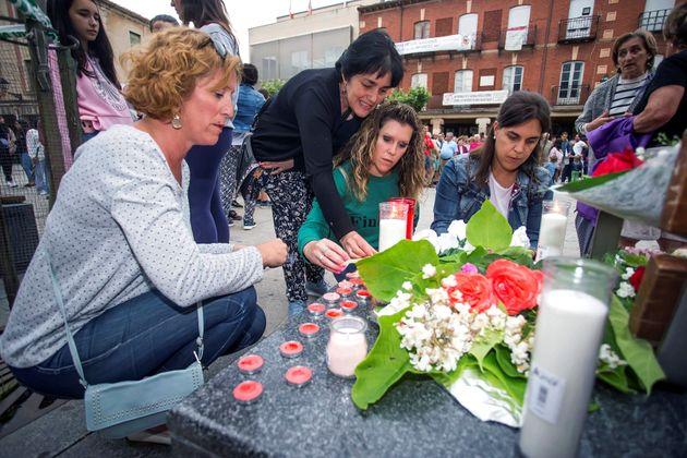 Detenido el cuñado de la asesinada este lunes en Burgos acusado de maltratarla