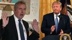 Donald Trump Continues Twitter Tantrum By Calling UK Ambassador A 'Very Stupid