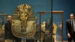L'Égypte demande à Interpol de localiser un masque de