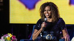 Michelle Obama's Natural Curls Make Waves At Essence