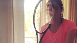 Le Bottle Cap Challenge pas comme les autres de la tenniswoman tunisienne Ons