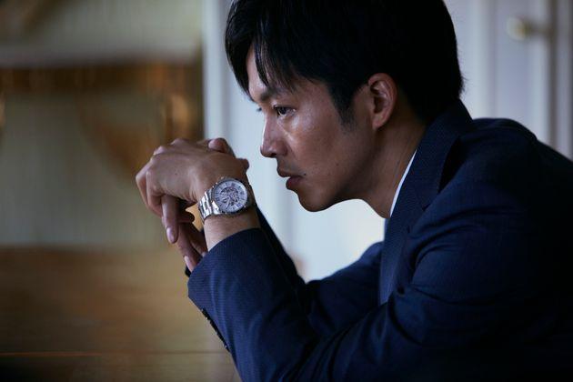 若手官僚を演じた松坂桃李