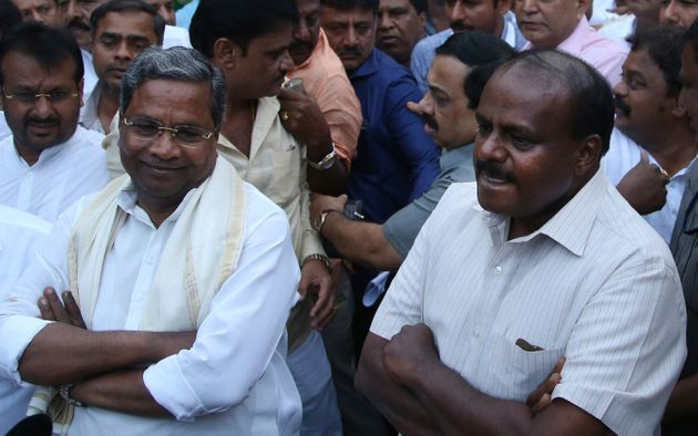 Karnataka Speaker Rejects Resignation Of 8 MLAs, Says 'Not In Prescribed