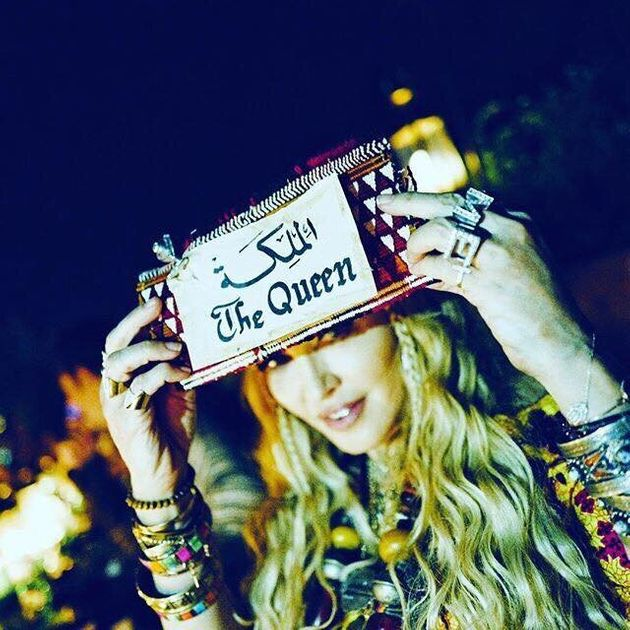 Madonna explique comment la musique gnaoua a influencé sa chanson