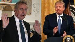 Ο Τραμπ χαρακτηρίζει τον βρετανό πρεσβευτή στην Ουάσινγκτον «ηλίθιο