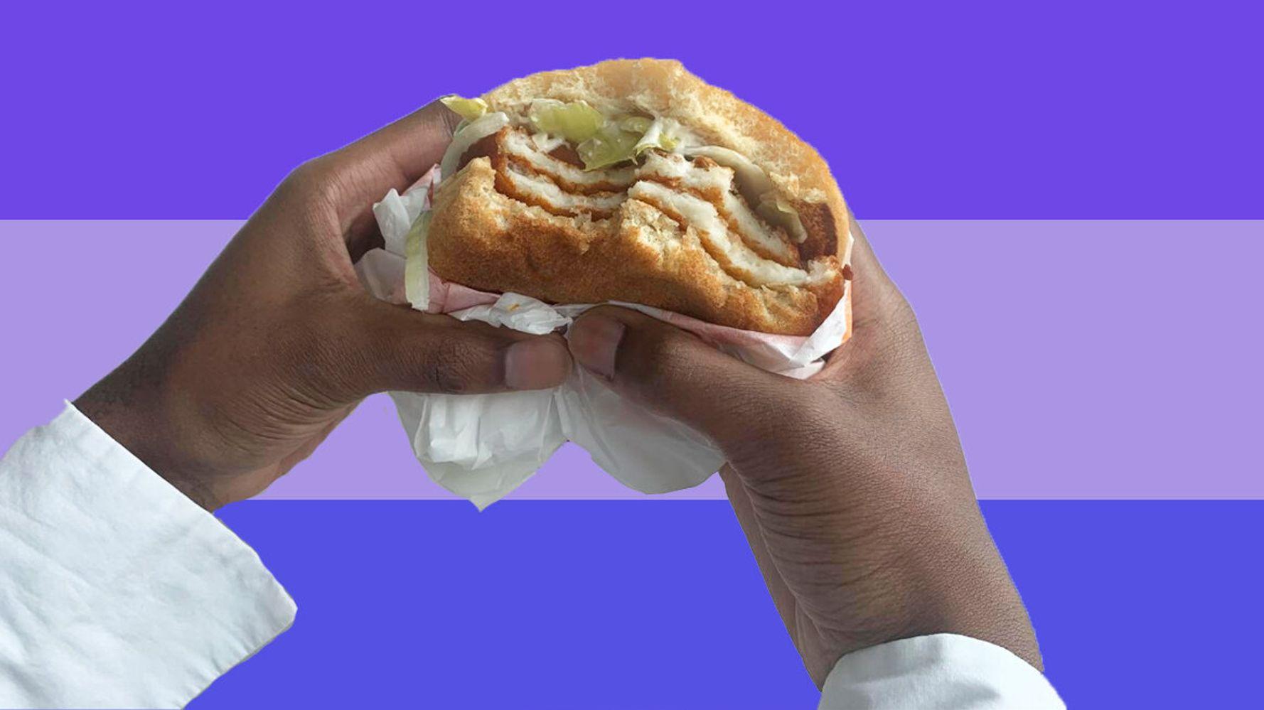 We Review The Burger King Halloumi Burger
