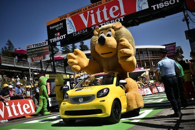 La caravane du Tour de France sème 15 millions de