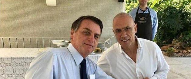 Lluvia de críticas al embajador israelí en Brasil por lo que ha hecho en una comida con