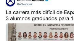 La orla de la carrera más difícil de España llama la atención por un detalle que lo dice