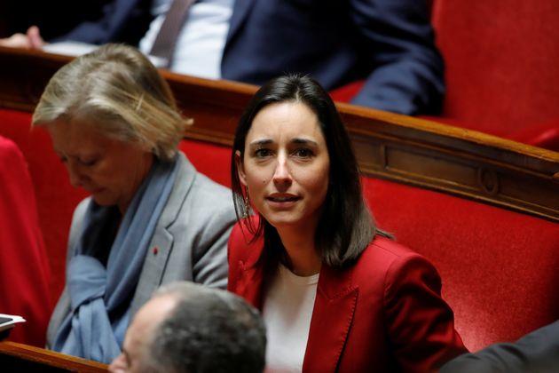 Brune Poirson présente en conseil des ministres sa loi