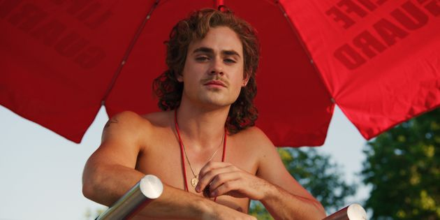 Dacre Montgomery as