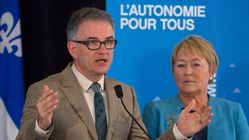 Former PQ Minister Now Wants To Run For Trudeau's