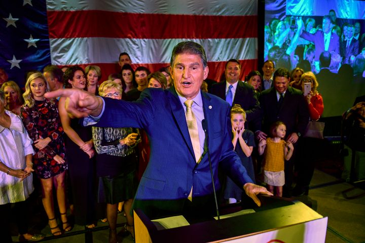 Sen. Joe Manchin wants to cut off federal funds for the 2026 World Cup until the U.S. Soccer Federation agrees to pay its mal
