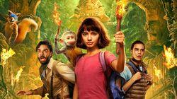 Une nouvelle bande-annonce dans le ton pour le film de Dora
