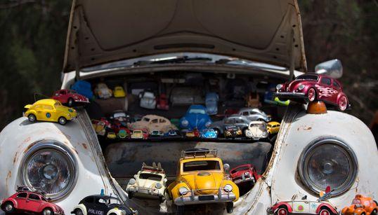 Beetle VW:Τέλος εποχής για ένα από τα θρυλικότερα οχήματα όλων των