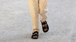 Oui ou non aux sandales de