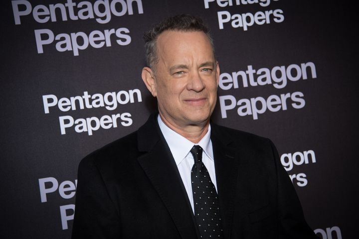 Hanks is the father of three sons and a daughter.