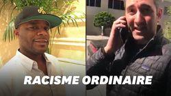 Un homme appelle la police pour signaler un Afro-américain devant son