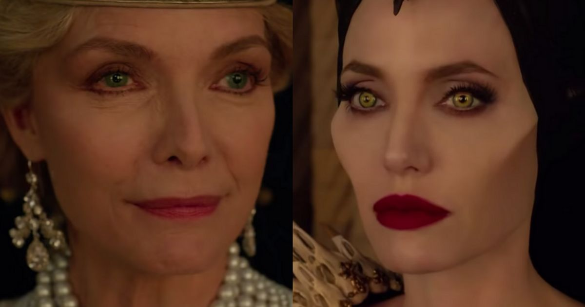 Watch Jolie Pfeiffer Are Magnificent In Maleficent 2