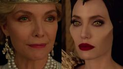 Watch: Jolie, Pfeiffer Are Magnificent In 'Maleficent 2'