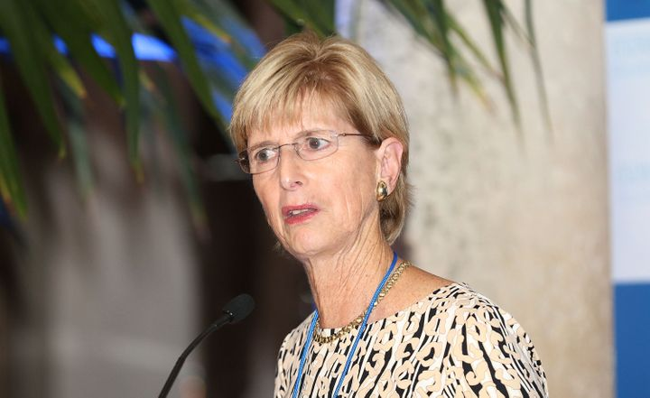 Christine Todd Whitman, a former governor of New Jersey, served as EPA administrator from 2001-2003.