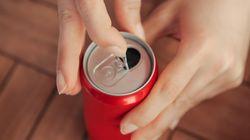 Boire une seule canette de soda par jour est déjà mauvais pour le
