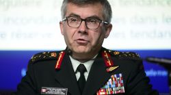 Military's Second-In-Command Lieutenant-General Paul Wynnyk