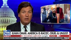 Tucker Carlson Calls 'Annoying' Ilhan Omar Proof Immigration Is 'Dangerous' To