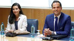 La Asamblea de Madrid celebra por primera vez un pleno de investidura sin