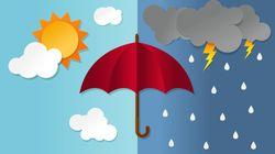 Και βροχές και καταιγίδες και καύσωνας - Το σκηνικό του καιρού για