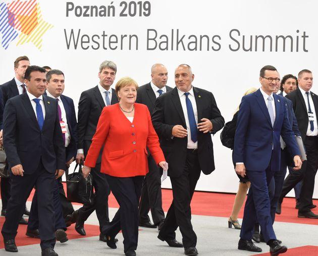 Berlin Process: Σπάνε Αλβανία-Βόρεια