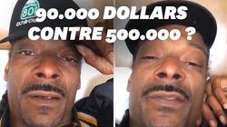 Le coup de gueule de Snoop Dog pour l'égalité salariale dans le foot (et surtout l'équipe