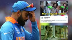 As Rain Affects India Vs New Zealand Match, Twitter Speculates On DLS