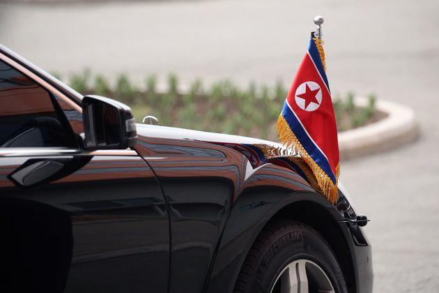 북한 언론이 일본의 무역보복조치를