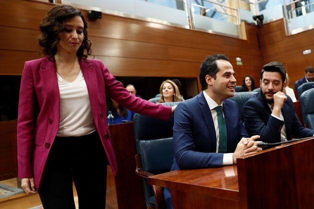El inédito pleno fallido en Madrid: sin acuerdo de la derecha y al borde de otras
