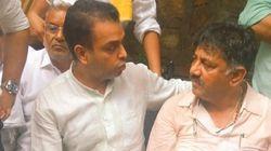 Karnataka Crisis: Shivakumar Being Forcibly Sent Back To Bengaluru, Says