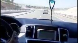 La DGT publica este vídeo y denuncia la barbaridad que se ve en