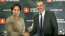Ada Colau y Jaume Collboni llegan a un acuerdo de gobierno en