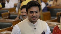 Tejasvi Surya Wants NRC Extended To Karnataka, Claims 'Bangladeshi Immigrants A Security
