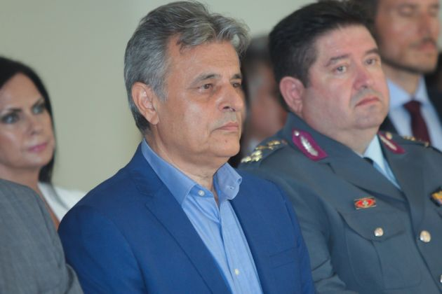 Παραίτηση με αιχμές του Γ.Γ. Πολιτικής Προστασίας, Γιάννη