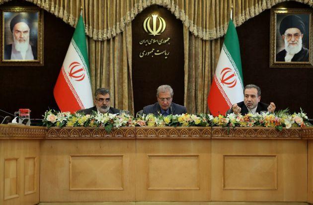Irán anuncia el enriquecimiento de