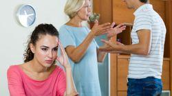 Τι να κάνετε όταν οι γονείς αντιπαθούν το «άλλο σας