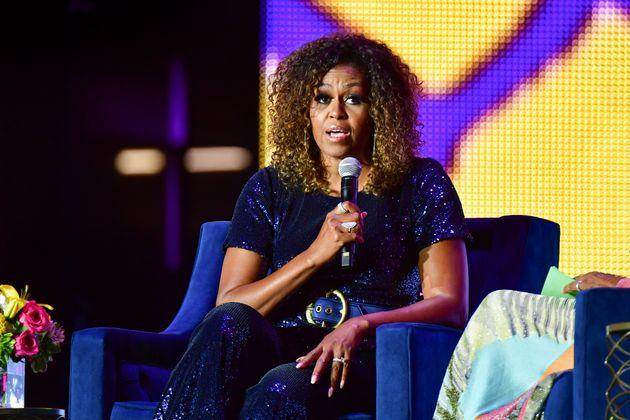 Michelle Obama sorprende con un llamativo cambio de