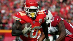 Radio Station Releases Extended Recording Of Tyreek Hill Arguing With