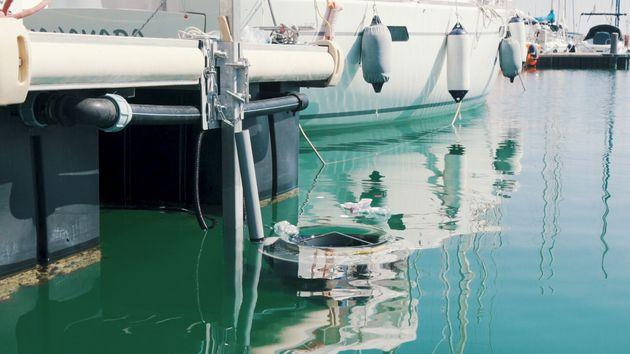 Ετσι καθαρίζονται οι θάλασσες από τα πλαστικά: Ενα ακόμη Seabin στην
